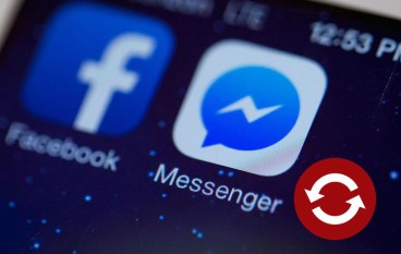 【繼續致敬】Facebook Messenger 更新 即時拍照畫圖分享