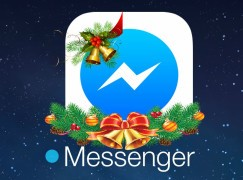 【節日限定】識影一定用 Facebook Messenger 同女神自拍
