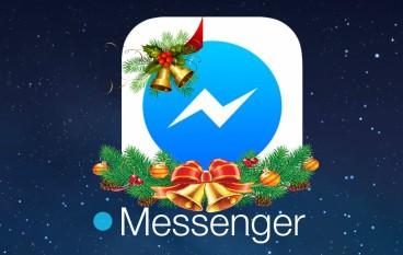 【節日限定】識影一定用 Facebook Messenger 同女神自拍