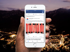 Facebook Audio Live 直播新玩法