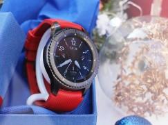 粗獷文青任揀 Samsung Gear S3 聖誕上陸