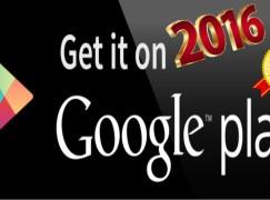 【2016 回顧】Google Play 十大乜乜乜 提你飲水都可以攞第一?!