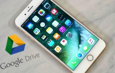 用Google Drive幫iPhone備份 3個step就得!