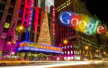 一秒睇盡紐約聖誕燈飾