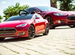 Tesla 約訂你 大人細路一齊做車主