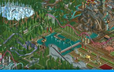 【童年回憶】RollerCoaster Tycoon Classic 將兩代經典結合 iOS/Android 都有得玩