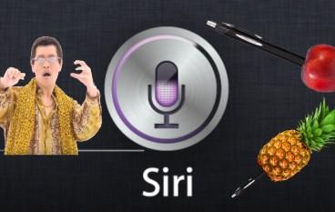 【PCM實測】叫Siri唱PPAP 神回覆逐個數