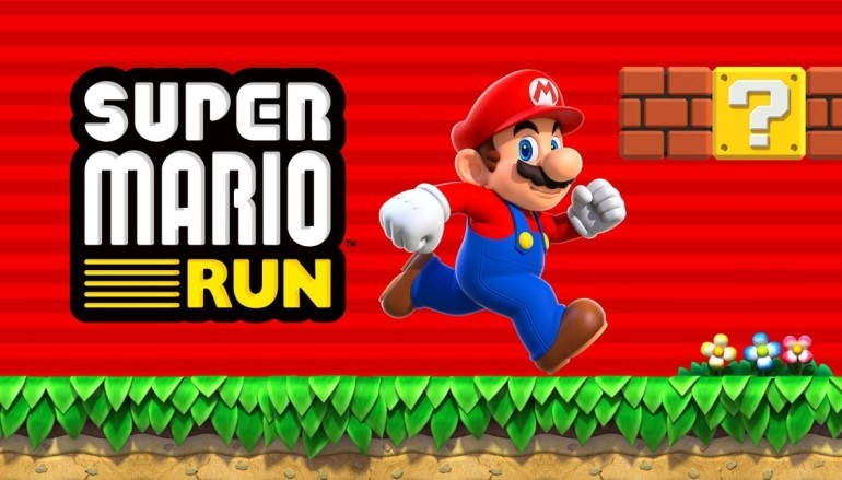 《Super Mario Run》即將登陸 Google Play