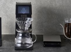 模擬手沖咖啡 Hario SMART7 半智能咖啡機