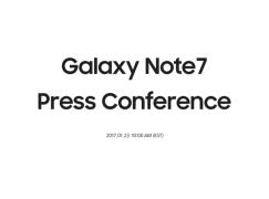 Samsung 公布「產品安全的 4大綱領 8項注意」