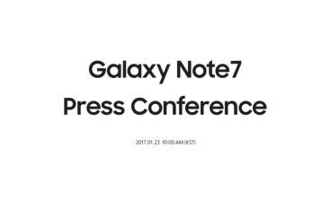 Samsung 公佈 Note 7 爆炸事故調查報告