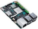 Tinker Board 外型極似 Raspberry Pi,接口也兼容,但效能就較高。