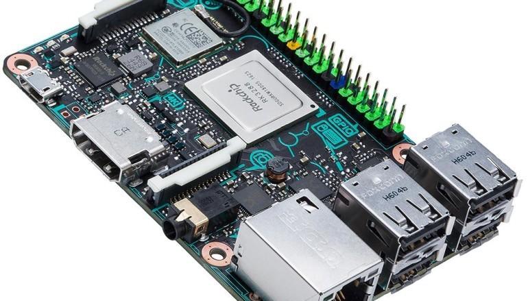 【白鐵匠掟樹莓批】ASUS 踩入單晶片微電腦市場 主打 4K 高清影音