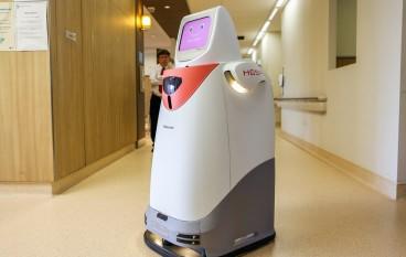 日本成田機場送餐機械人試驗計劃