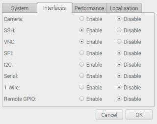 PIXEL 桌面預載了 VNC Server,可以讓用戶從其他電腦輕鬆遙控 RPi 。