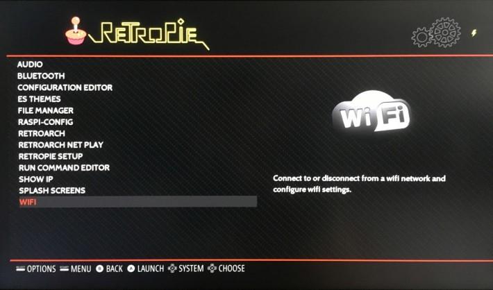 按下這個設定畫面裡的選項後,全都是跳回 Linux 系統的,所以一定要插上鍵盤才進入,否則不是怎麼離開。