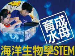 育成水母 海洋生物學 STEM(上)