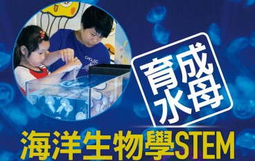 育成水母 海洋生物學 STEM(下)