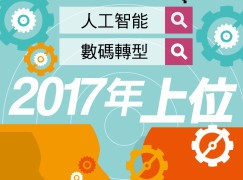 【#1222 Biz.IT】人工智能、數碼轉型 2017 年上位