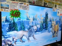 三星 48 吋 4K 電視陳列貨 $4,100 有找