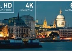 2018年 日本推出4K8K衛星放送 及 4K錄影用光碟