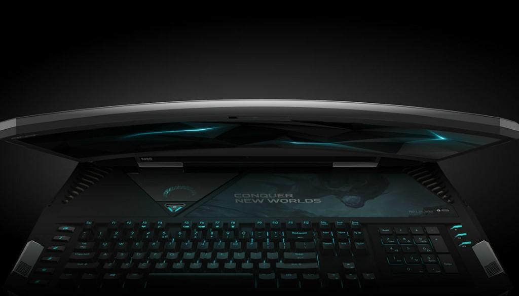 【CES 2017】Acer 推世界首部 21 吋曲面重量級電競 Laptop