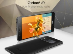 【 CES 2017 】ASUS 三鏡頭新手機 Zenfone AR 正式發表
