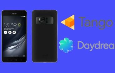 ASUS 新手機將同時支援 Daydream VR 及 Google Tango ?!
