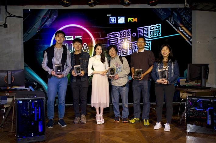 網絡紅人許芯悅 Katie就同在參加者大玩《鬥陣特攻》過兩招,更頒獎予抽獎環節勝出的參加者。
