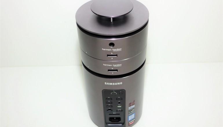 型格桌上電腦 Samsung ArtPC Pulse