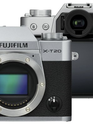 Fujifilm X-T20 搭載觸控翻揭幕、4K 錄影功能
