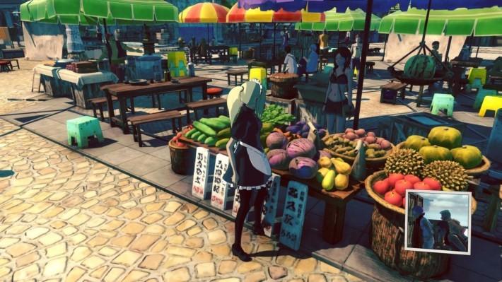 異世界「澤加帕拉勞」是個氣候怡人,充滿東南亞色彩的都市。