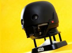 《星戰外傳》機械人頭 Speaker 粉絲必入!