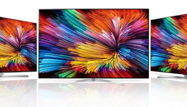 【CES 2017】LG 新電視推 Nano Cells「零死角」視點