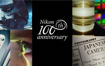 Nikon 100 周年紀念影片 帶你回到過去