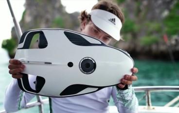 PowerRay 聲納尋魚 VR 釣魚連 4K 攝錄達成