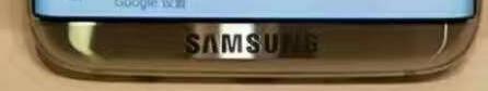 疑似S8手機底部