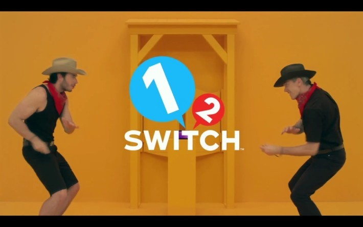 Party 遊戲《1,2 Switch》