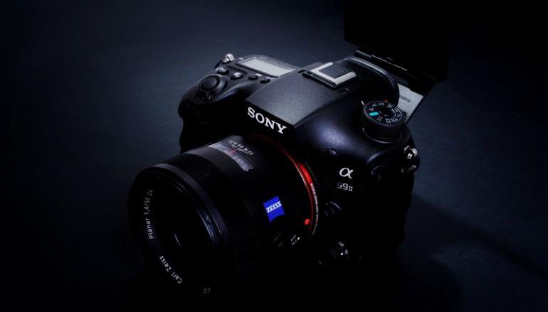 重量級神器 Sony A99 II