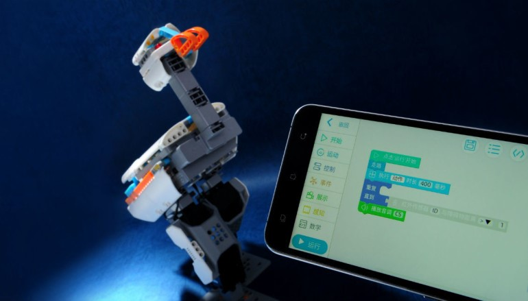UBTECH Jimu Robot 由零開始 自製編程機械人