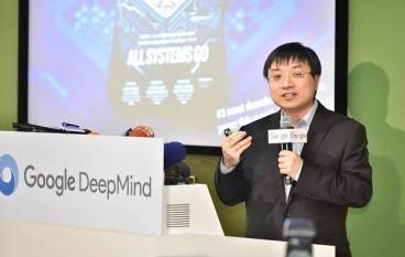 謎底解開 神秘棋手 Master 正是 Alpha Go