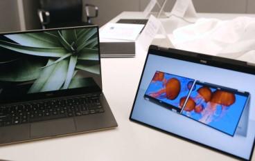 【CES 2017】Dell 變形筆電都轉用 USB Type-C
