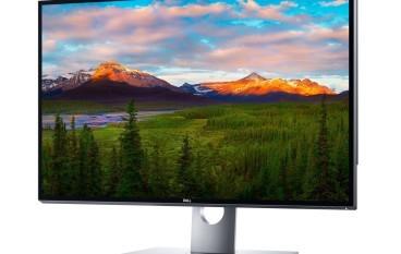 [CES 2017] Dell 世界首部 32吋  8K 顯示屏幕