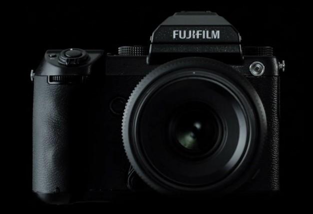 【份量十足】中片幅無反 Fujifilm GFX 50S