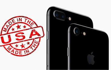 美國製造 iPhone 不是空談