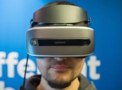 【CES 2017】Lenovo 推平價高解像 VR 眼鏡做 Vive 殺手