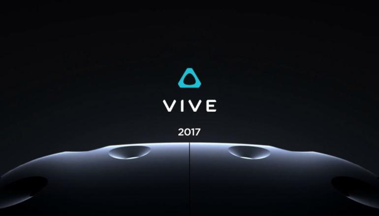 【 CES 2017 】強化體驗 ! HTC Vive 發表多款 VR 裝置及服務