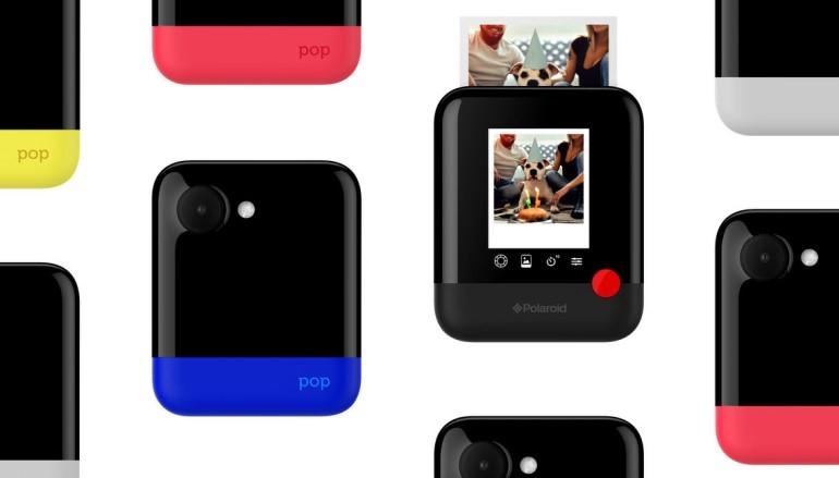 Polaroid Pop 即影即有相機 仲可以即執相