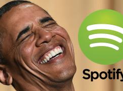 未離職已有 Offer Spotify 為奧巴馬度身訂造新工作
