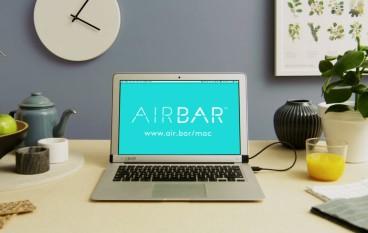 【好方便】加條 Bar 手提電腦立即變 Touch Screen